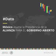 #GobiernoAbierto #EstrategiaDigitalNacional