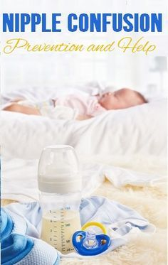 Nipple Confusion Prevention and Help #breastfeeding