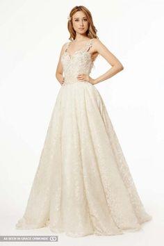 francesca miranda fall 2015 wedding dress