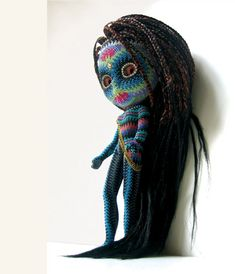 Jan Huling - Beaded Blythe