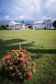 Capitol Building, Port Au Prince, Haiti