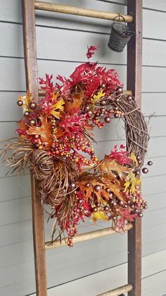 Outdoor Decorating : 30 minutes to beautiful diy fall decor -Read More –