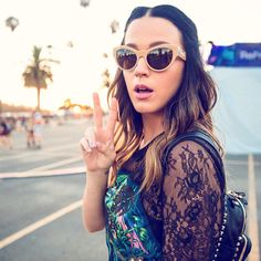 ronyalwin: katy at hard :) #hsmf15 #tbt   I ❤ Katy Perry