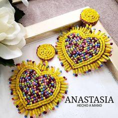 #moda #accesorios #collar #maxicollar #aretes #zarcillos #soutache #design #diseño #talentovenezolano #designervenezuela #diseñovenezolano…
