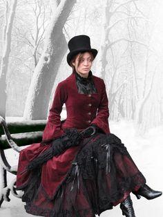 KOSTÜMTRUHE | Verkauf & Versandhandel, mittelalterliche Kleidung, Kostüme & Gewandungen, Zubehör aus Ritterzeit und Piratentum - Viktorianischer Gehrock