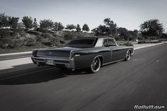 1966 Lincoln Continental. It's All About the Base: Homebase - #RallyWays