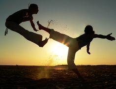 Roda de Capoeira gratuita na Quinta da Boa Vista