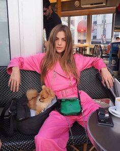 we love fashion Clara Berry, Fashion Beauty, Fashion Looks, Fashion Outfits, Womens Fashion, Fashion Tips, Pink Outfits, Fashion Styles, Feminine Style