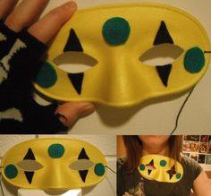 Party Poison Killjoy Mask (halloween costume)