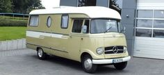 Mit Mercedes auf große Fahrt: 1965er Mercedes L319 Wohnmobil-Umbau der Mindener Karosseriefabrik
