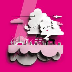 by Bomboland * Illustration for the poster of Miami festival 2009, an indipendent music festival in Milan.