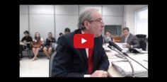 Cunha dá um nó em Moro. E diz que Temer coordenava nomeações na Petrobras. Veja