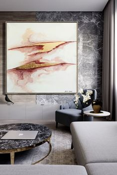 White Gold Painting, extra large acrylic abstract, gold leaf, painting on canvas, minimalist art, modern living room decor, nursery wall Minimalist Painting, Minimalist Art, Textured Canvas Art, Gold Leaf Art, Gold Paint, Modern Living, Wall Canvas, Living Room Decor, Abstract Art