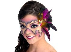 Maquillaje de Fantasia de Halloween | Maquillaje de Fantasia Paso a ...