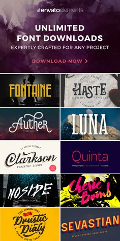 Find the Perfect Font for Your Creation! Download Now!
