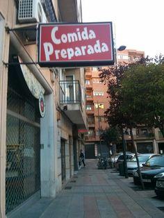 Salamanca - comida