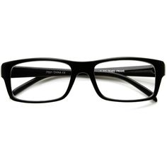 New Square Optical Frame Clear Lens Fashion Glasses 8716 ($13) ❤ liked on Polyvore featuring accessories, eyewear, eyeglasses, glasses, horn rimmed glasses, rectangular glasses, square glasses, clear rimmed glasses and rectangle glasses
