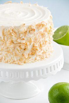 Piña Colada Cake by Whisk Kid