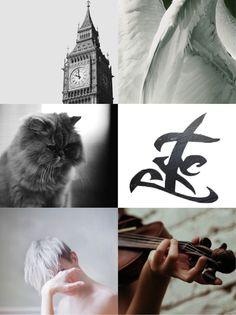 James (Jem) Carstairs aesthetic (by edenofmirkwood)