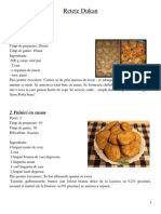 retete dieta dukan Pure Products