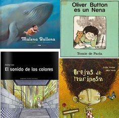 libros para niños sobre los complejos