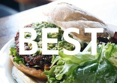 The 6 Most Scrumptious Veggie Burgers In NYC