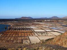 Salinas, Lanzarote, Canary Islands.