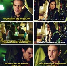 Fitz and Skye S1