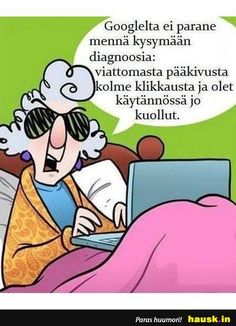 HAUSK.in - Hauskat kuvat ja vitsit. Hyvällä tuulella joka päivä! Funny Texts, Funny Pictures, Family Guy, Comics, Words, Fictional Characters, Truths, Nursing, Gift