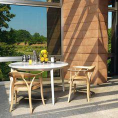 Michele De Lucchi's feeling for design: Florinda chair, De Padova, 2013 |