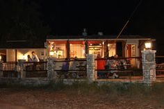 Hill Country Mysteries: Delicious Dining in the Texas Hill Country