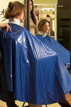 Awesome Hairstyling Cape