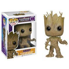 Marvel Guardians of the Galaxy Pop! Vinyl Bobblehead Groot - Funko Pop! Vinyl - Category