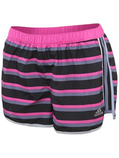 adidas Women's Pink Ribbon Print Short