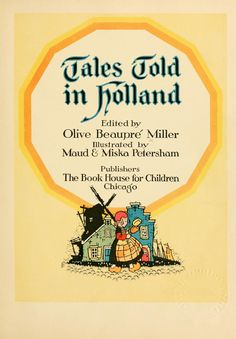 book Tales Told in Holland