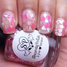 Love Always Minnie by Sincerely Polish. #nails #swatch #nailpolish #indiepolish #indieswatch