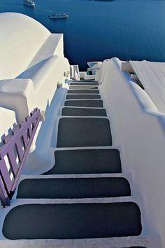 Steps into the Greek Riviera