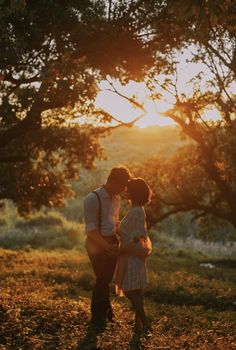 Did we already say we love golden hour engagement photos? Well we do, and we think you will too! | Image by Jhomardy Photography Top Pic, Wedding Photo Inspiration, Golden Hour, Wedding Season, Engagement Photos, Photo Ideas, Wedding Photos, Community, Board