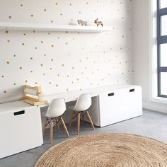 How amazing is this playroom by clever mama @nicole.corrigan . It is so already... I cannot wait to see it when it is done!! playroom decor, playroom wall art,