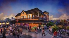 Coming To Disney Springs In 2016