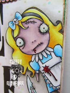 Creepy Glowbugg: Search results for alice in wonderland