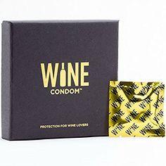 Wine Condoms Wine and Beverage Bottle Stoppers, Gold Foil Packaging, Set of 6, Tuxedo Black, http://www.amazon.com/dp/B0145WJJVO/ref=cm_sw_r_pi_awdm_x_wws8xb5JAZY4E