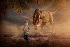 Dinosaurs have arrived on Staten Island-Staten Island Children's Photographer Dinosaur Photo, Dinosaur Pictures, Moon Photography, Children Photography, Pink Moon, Dinosaur Birthday Party, Nyc Photographers, Fun At Work, Photographing Kids