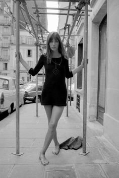 Jane Birkin came to fame in the 1960s after starring in fashion flick Blow Up. With her gap-teeth and quirky French-meets-British dress sense, the singer and actress charmed Serge Gainsbourg and James Bond composer John Barry. And she of course has the famous Birkin bag named after her.