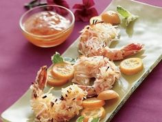 Coconut Shrimp with Dipping Sauce recipe from Betty Crocker