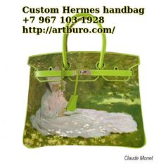 ARTBURO is the world's leading company, is offering custom Hermes Birkin Bags, Kelly bag, Hand bags and Hermes Herbag with hand-painted reproductions of the world's most famous artists. Contact #ARTBURO and get Hermes bag:  http://artburo.com/contacts  ................................................... #hermeskellybags #hermesbirkinbags #handbags #birkinhermesprezzo