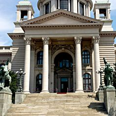 The House of the National Assembly (Serbian:Dom Narodne Skupštine) is the seat…