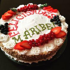 Torta con frutas