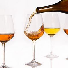 No, orange wine is not made with actual oranges and it's not a gimmick either…