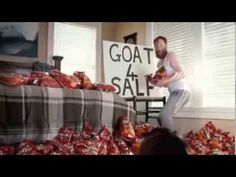 #Doritos #Goat 4 Sale #Superbowl commercial from 2013 - can't go wrong with a goat!